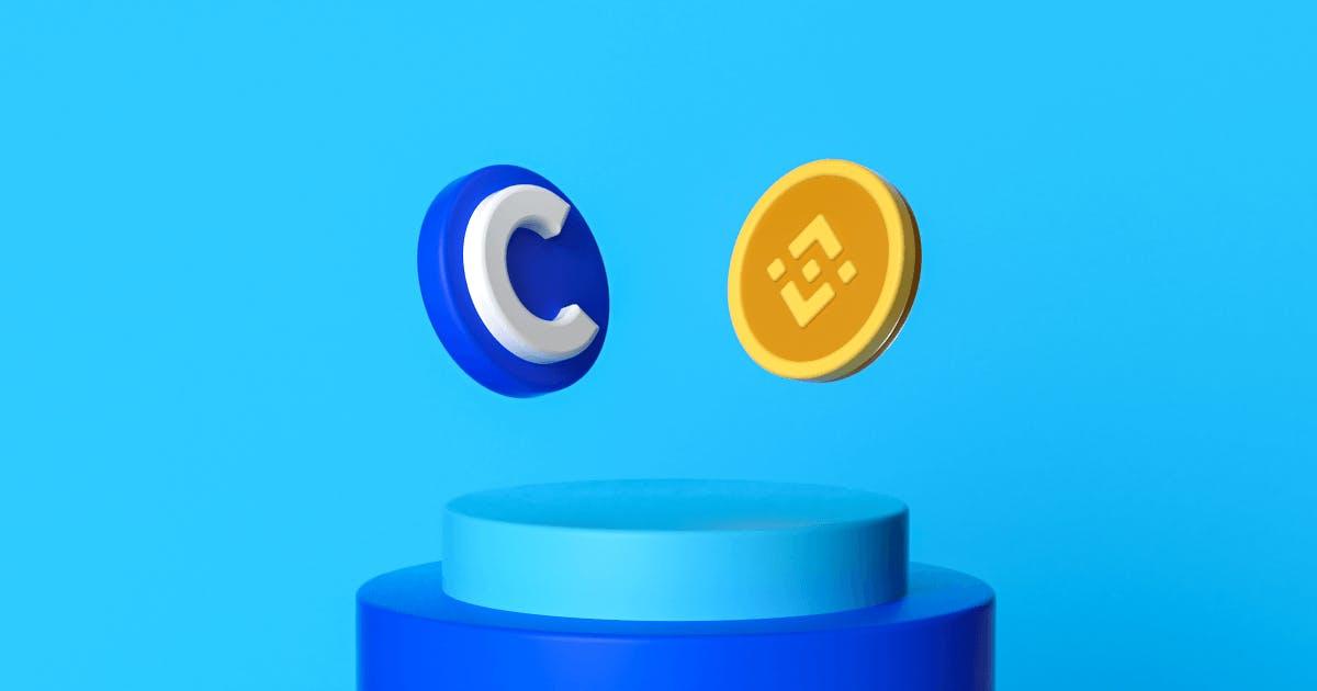 Coinbase vs Binance