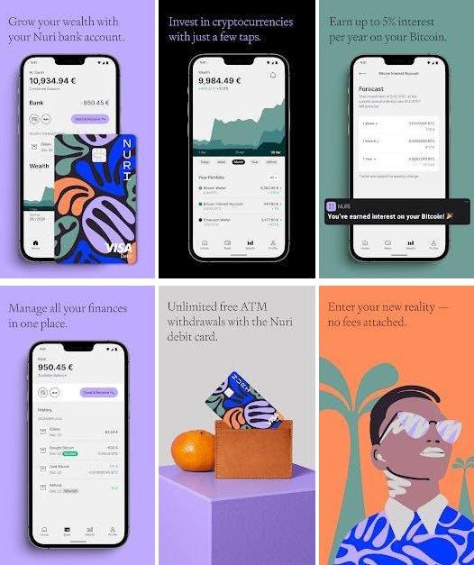 Nuri Mobile App