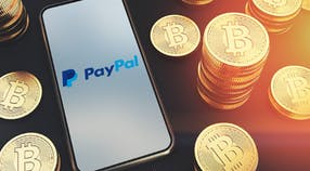 Paypal exec says customers will be able to withdraw crypto
